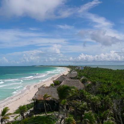 Voyage au Mexique - Yucatan Verde