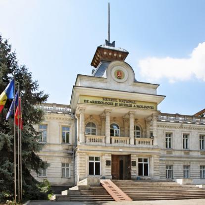 Circuit en Moldavie : Histoire et Traditions de la Moldavie