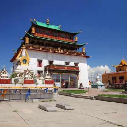 Voyage en Mongolie : Désert de Gobi et Trek dans le Naiman Nuur-Khovsgol