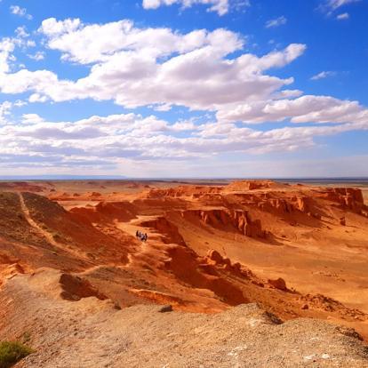 Voyage en Mongolie : Découverte à travers le Désert de Gobi