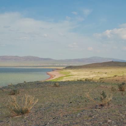 Voyage en Mongolie : Randonnée Equestre au lac de Khagiin Khar Nuur