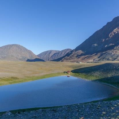 Circuit en Mongolie : Randonnée Trek dans l'Altaï