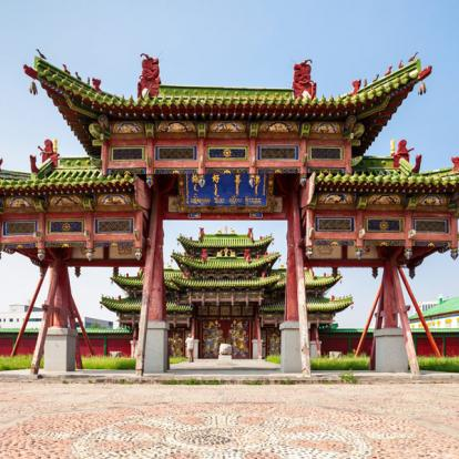 Voyage en Mongolie : A la rencontre des peuples de l'ouest de la Mongolie