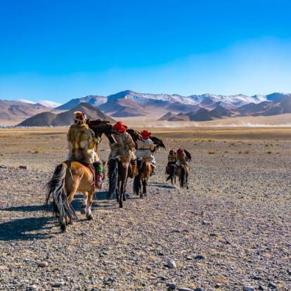 Circuit en Mongolie : A la rencontre des peuples de l'ouest de la Mongolie