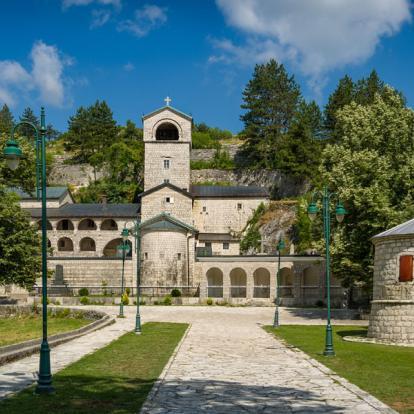 Circuit au Monténégro : Trois Religions