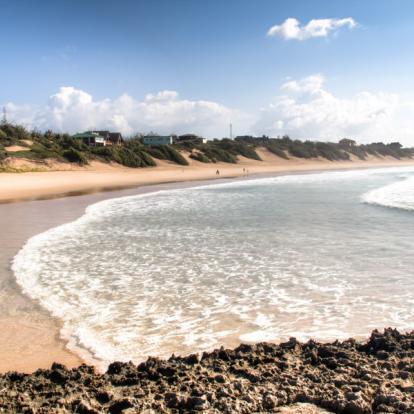 Voyage au Mozambique : Séjour Balnéaire à Massinga Beach