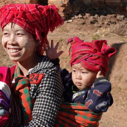 Voyage en Birmanie : A la Rencontre des Birmans