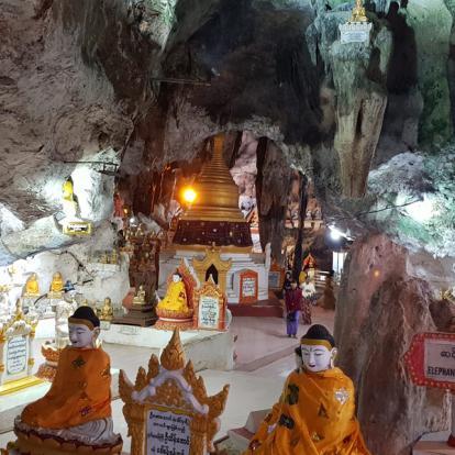 Circuit en Birmanie : Au Coeur des Merveilles Birmanes