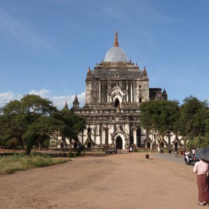 Circuit en Birmanie : Le Pays des Pagide d'Or