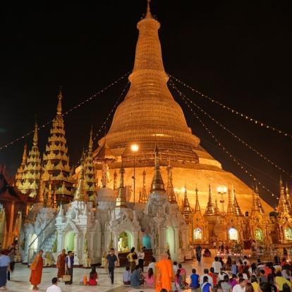 Voyage en Birmanie : Le Pays des Pagide d'Or