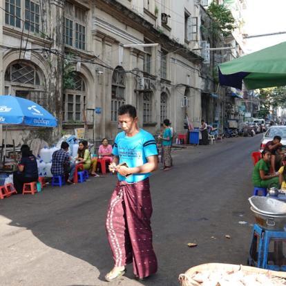 Voyage en Birmanie : Les Vestiges de Mrauk–U