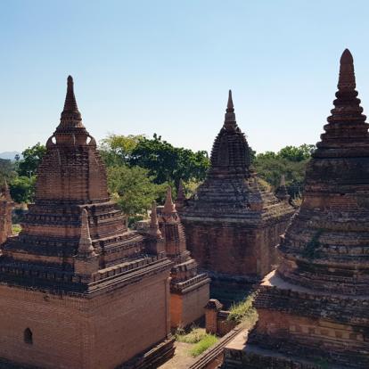 Voyage en Birmanie : Merveilles d'Indochine