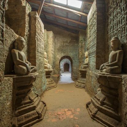 Circuit en Birmanie : Sites Légendaire du Myanmar