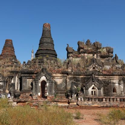 Voyage en Birmanie : Spiritualité Birmanes