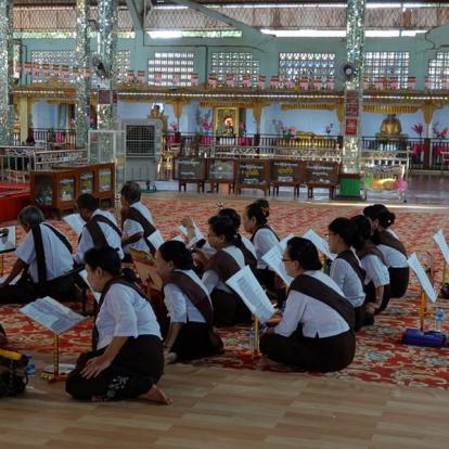 Voyage en Birmanie : Sites Légendaire du Myanmar
