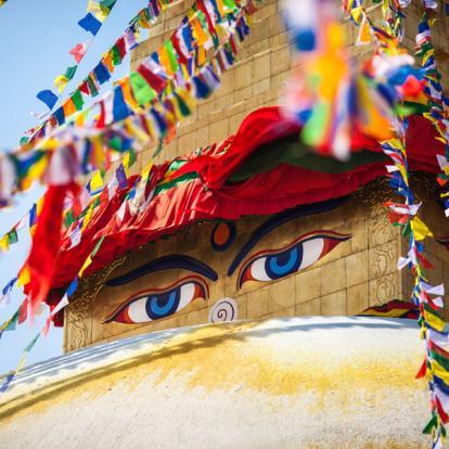Voyage Népal : Camp de Base de l'Everest et Kalapathar