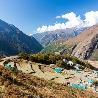 Circuit au Népal - Camp de Base de l'Everest et Kalapathar