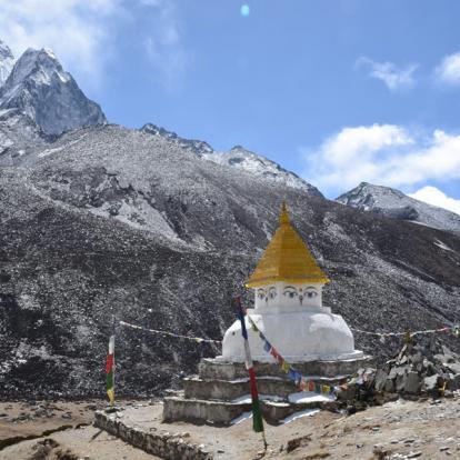 Voyage au Népal : Camp de Base de l'Everest et Kalapathar