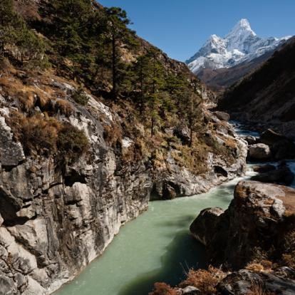 Circuit au Népal : Camp de Base de l'Everest et Kalapathar