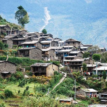 Voyage au Népal : Trek au Langtang