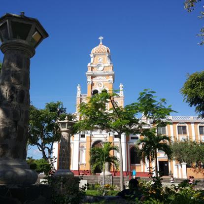 Cirtcuit au Nicaragua : Le Nicaragua en Famille