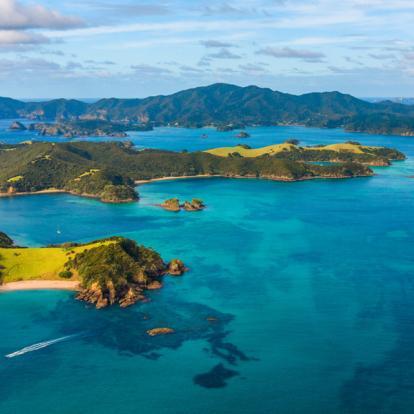 Autotour en Nouvelle-Zélande : Circuit 16 jours Ile du Nord