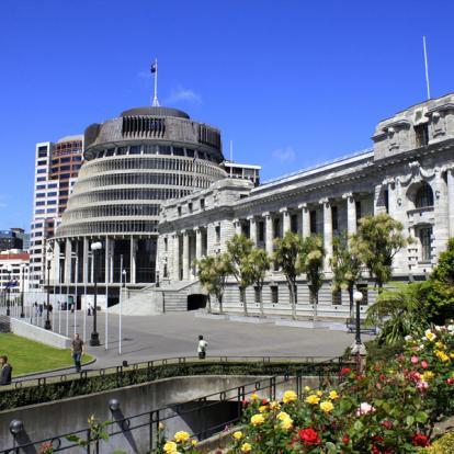 Voyage en Nouvelle-Zélande : Circuit 16 jours Ile du Nord