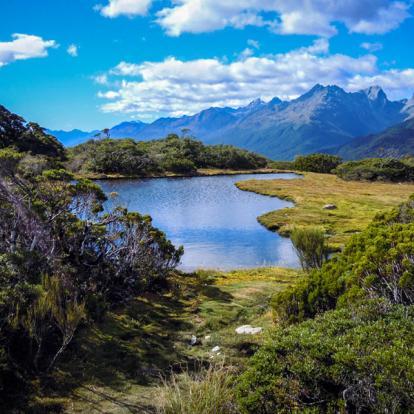 Circuit en Nouvelle-Zélande : Autotour 12 Jours Iles du Sud