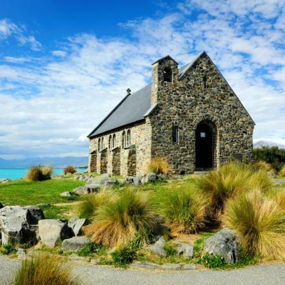 Circuit en Nouvelle-Zélande : Circuit 18 Jours deux îles