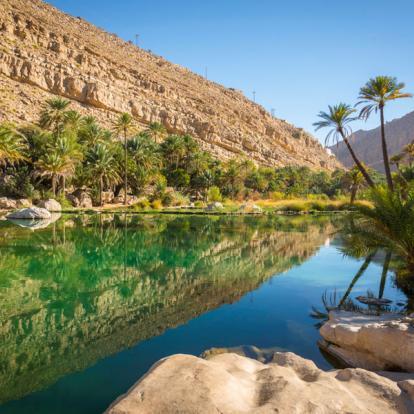 Circuit à Oman : Du Jebel Akhdar à la Mer