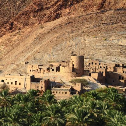 Circuit au Sultanat d'Oman : Oman côté nature