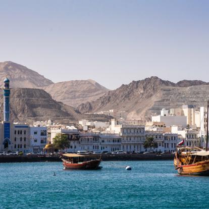 Voyage à Oman : Oman'Ifique - Best Off
