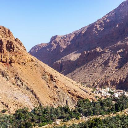 Voyage à Oman : Sur La Route des Oasis de Montagne