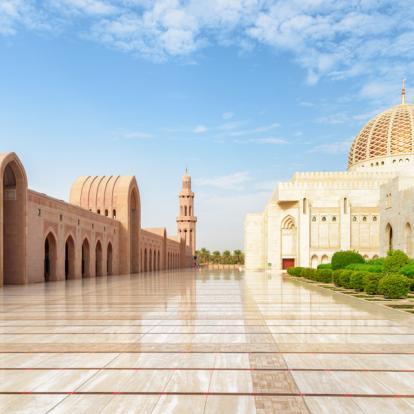 Circuit au Sultanat d'Oman : Villes, Forts et Désert d'Oman
