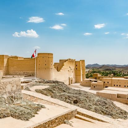 Voyage au Sultanat d'Oman : Villes, Forts et Désert d'Oman