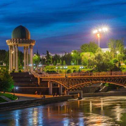 Départ Granti en Ouzbékistan : A Travers la Route de la Soie