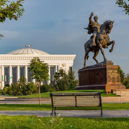 Circuit en Ouzbékistan : A Travers la Route de la Soie