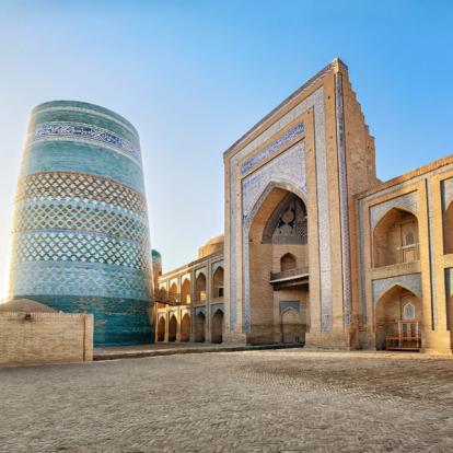 Voyage en Ouzbékistan : A Travers la Route de la Soie