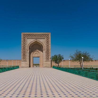 Circuit en Ouzbékistan : Aux Confins de l'Asie Centrale