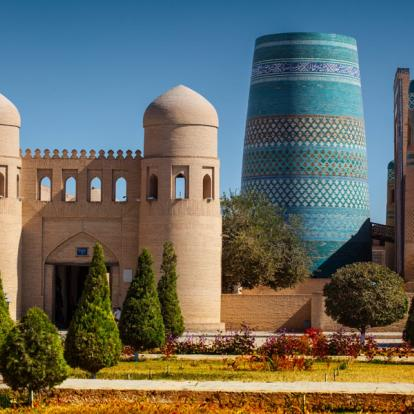 Voyage en Ouzbékistan : Dastarkhan oriental