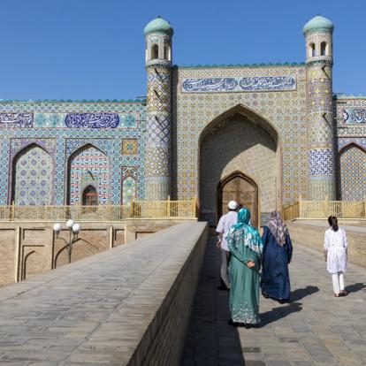 Voyage en Ouzbékistan : Les Oasis fabuleuses