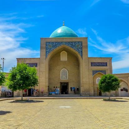 Circuit en Ouzbékistan : Les Oasis fabuleuses