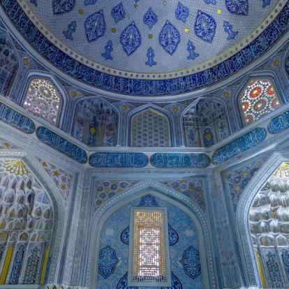 Voyage en Ouzbékistan : Les Mystères de la Route de la Soie
