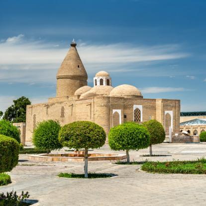 Voyage en Ouzbékistan : Ouzbékistan Classique