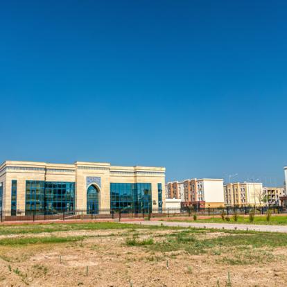 Circuit en Ouzbékistan : Ouzbékistan Classique