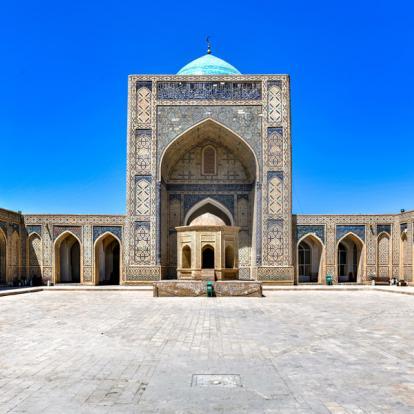Circuit en Ouzbékistan : Retour sur un Passé Glorieux