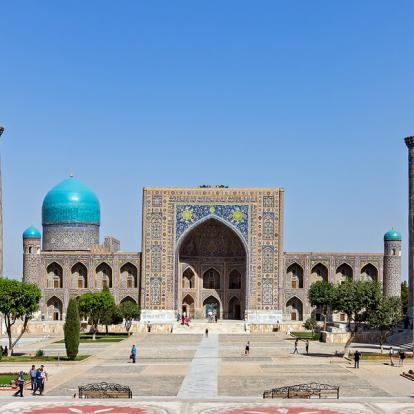 Voyage en Ouzbékistan : Retour sur un Passé Glorieux