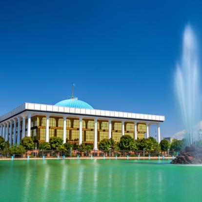 Voyage en Ouzbékistan : Sur la Route des Cités Caravanières