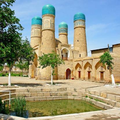 Circuit en Ouzbékistan : Sur la Route des Cités Caravanières