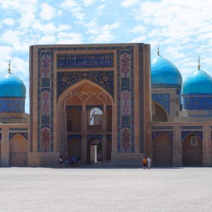 Circuit en Ouzbékistan : Sur les Traces des Caravaniers